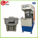 Machine de soufflement de bouteille en plastique semi automatique de 2 cavités