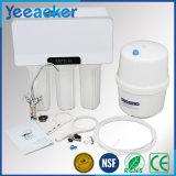 Домашний домоец выпивая чисто фильтр очистителя обратного осмоза RO воды