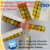 99% Decapeptide-12 puro para Whitening o Peptide CAS no.: 6918-09-8