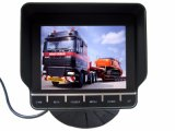 7 монитор автомобиля цвета дюйма TFT-LCD с кнопкой касания