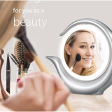 China Supplier Round Double Sides Mirror LED Cosmetic Mirror