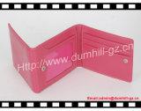 Новая шикарная повелительница Бумажник PU, дешевая поддельный кожаный повелительница Бумажник для девушок с 3 створками