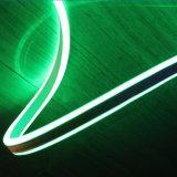 Doppia flessione al neon di vista laterale LED per la decorazione di natale