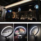 북구 디자인 수지 둥근 벽 램프