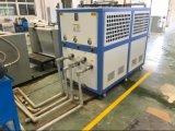 refrigeradores de agua refrescados aire industrial 7.9kw con el compresor del desfile