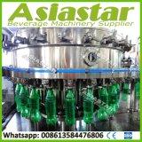 L'eau molle automatique Integrated de machine de remplissage de boissons de kola produisant la ligne