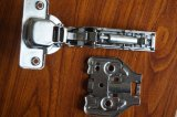 CH-0011 3D Regelbare Scharnier van de Deur van het Roestvrij staal Op zwaar werk berekende Zachte Dichte