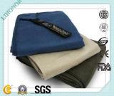 Os esportes de Microfiber do fabricante do OEM bordam a toalha de limpeza do logotipo
