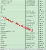 보디빌딩용 기구를 위한 순수성 펩티드 Ghrp-6 87616-84-0