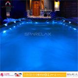 Gecko Swim SPA heet-Verkoopt van het Zwembad van de Jacuzzi voor Markt
