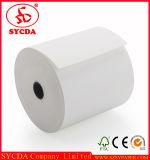Papier thermosensible de faisceau taille de papier/en plastique de propriétaire