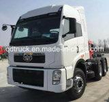 FAW Vrachtwagen van de Tractor van de tractor de hoofd Op zwaar werk berekende Vrachtwagen 380HP