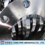 Flange ASTM A182f304/316L da linha do preço de fábrica da alta qualidade do aço inoxidável