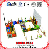 Het spelen de Tunnels typen BinnenSpeelplaats met de Certificatie van Ce