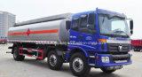 Auman 3 Assen 8 de Vrachtwagen van het Vervoer van de Brandstof van Wielen de Tankwagen van de Brandstof van 20000 L