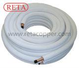 Singola lunghezza del tubo di rame dell'isolamento 30 m.