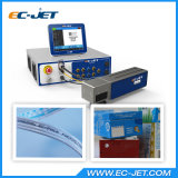 Impressora de laser automática de alta velocidade da fibra da máquina de impressão (EC-laser)