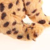 Personalizados Melhor brinquedo de pelúcia de leopardo de pelúcia com melhor simulação