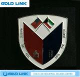 金属のバッジのカスタム折りえりPinの学校クラブ紋章の昇進のギフト
