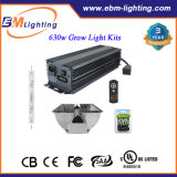 630With600W De Double Ended Reflektor Growlight für Hydroponik