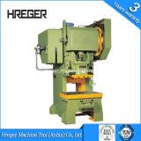 Aluminiummaschine der mechanischen Presse-J23/kippende mechanische Stahlpresse