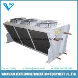 Condensadores refrigerados a ar de cobre para usinas elétricas