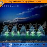 Tipo de combinación multimedia de música 3D Fuente de la boquilla