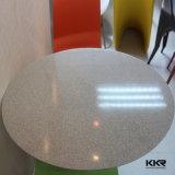 Tabella pranzante di pietra rotonda della mobilia del ristorante