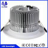 3 anos de diodo emissor de luz brilhante elevado Downlight da ESPIGA 15W 20W 30W do UL de RoHS do Ce IP54 da garantia