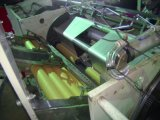 Máquina vegetal del bolso del balanceo de alta velocidad para el supermercado