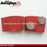 Алмазные резцы HTC для конкретные молоть и полировать