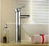 Das neue Messing Chrom sondert Griff-Badezimmer-Hahn aus