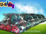 De opblaasbare Tank van de Bunker Paintball voor Gebied Paintball