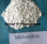 Gesundes Dbol Dianabol orales rohes Steroide Methandrostenolone Puder 72-63-9