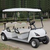 CER genehmigt das 4 Sitzelektrischen Golf-Buggy (DG-C4)