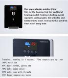 Parede-Montar o purificador direto L da água bebendo do distribuidor elétrico da água do encanamento do Rápido-Aquecimento