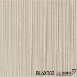 Telha rústica cerâmica branca da parede do material de construção (600X600mm)