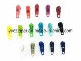 Glisseur coloré populaire 3#, 4#, 5#, #7, 8#, 10#