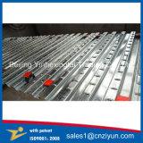 Decking d'étage en acier avec la qualité stable