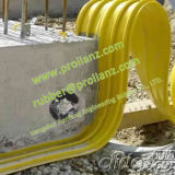 Qualität Waterproofing Concrete Joint PVC Water Stopp nach Nigeria