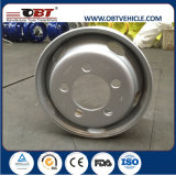 Approvalの19.5*6.0 19.5*6.75 19.5*7.5 19.5*8.25鋼鉄Material Truck Wheels Rim