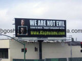 PVC Frontlit Flex Banner X-Banner Billboard (500dx500d 9X9 440g)