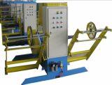 Le câblage cuivre fin épongent la machine de stand Buncher