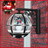 Schneemann Decoration Holiday Home Wall Lamp mit LED Lights
