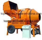Mini dell'impianto concreto mobile (macchina d'ammucchiamento mobile)