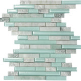 MarbleのオーストラリアStyle Glass Wall Mosaic