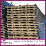 高品質カラー鋼鉄PUサンドイッチパネル