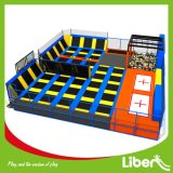 Indoor de surpresa Trampoline Park para Family Fun