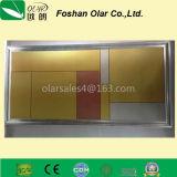 Прочные облегченные покрашенные панели внешней стены цемента волокна