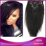 Человеческие волосы закрытия шнурка 100% Unprocessed